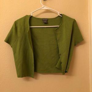 Ann Taylor Short Sleeve Sweater